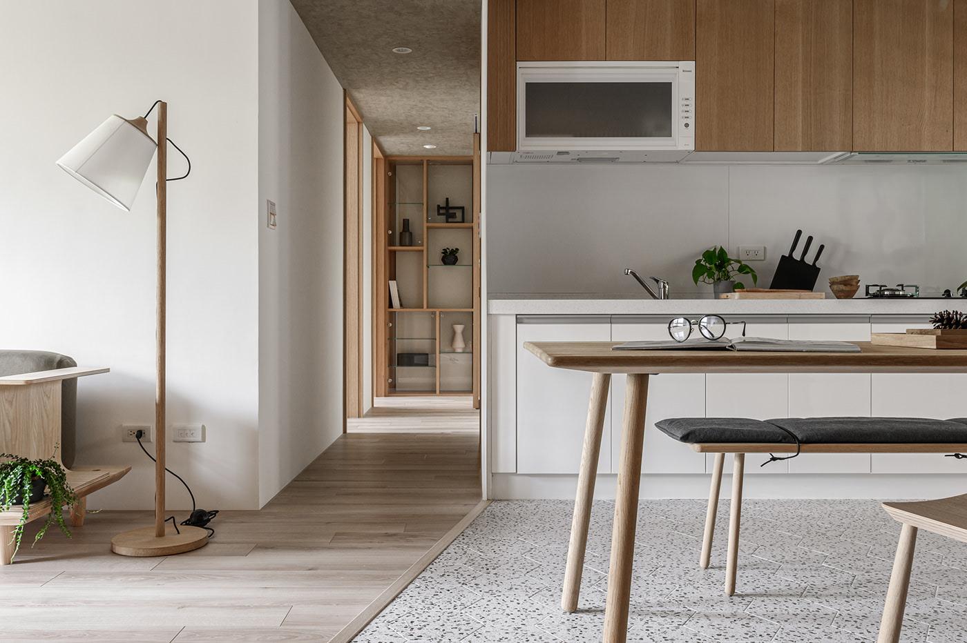 nội thất chung cư Cavita