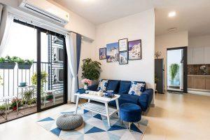 Thiết kế nội thất chung cư Origami