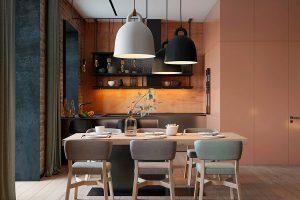 Thiết kế nội thất chung cư Sunwah Pearl