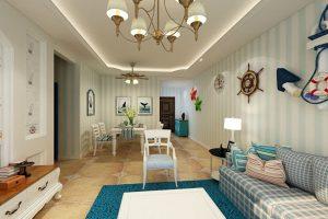 Phong cách nội thất Địa Trung Hải