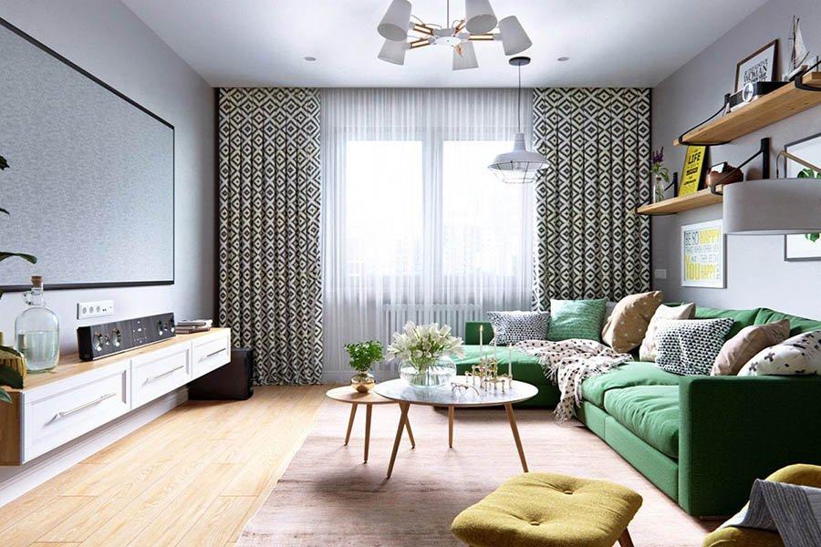 nội thất chung cư lavita charm