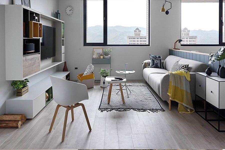 thiết kế thi công nội thất chung cư giá rẻ