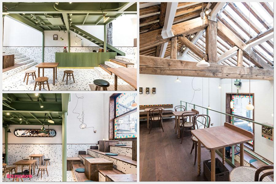 công ty thiết kế quán cafe tại tp hcm