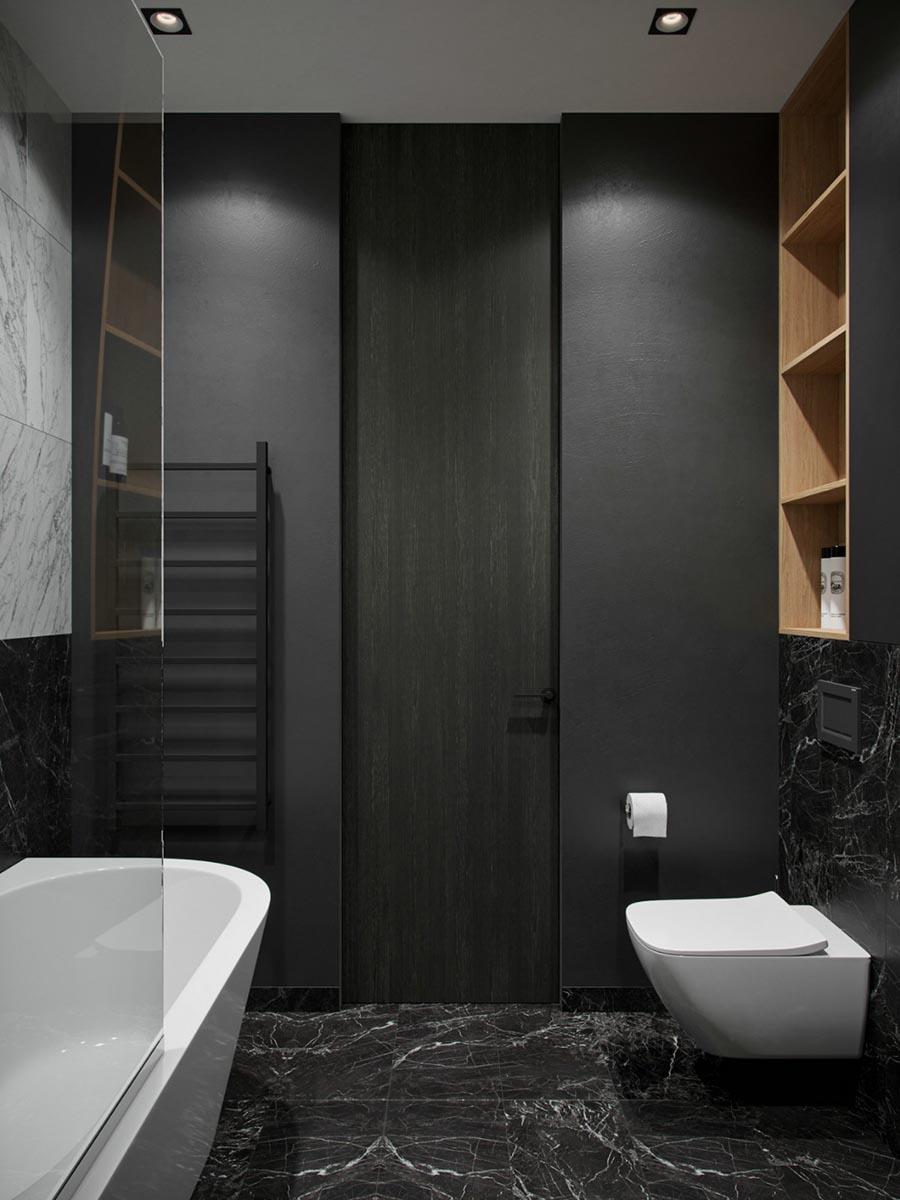 wc căn hộ