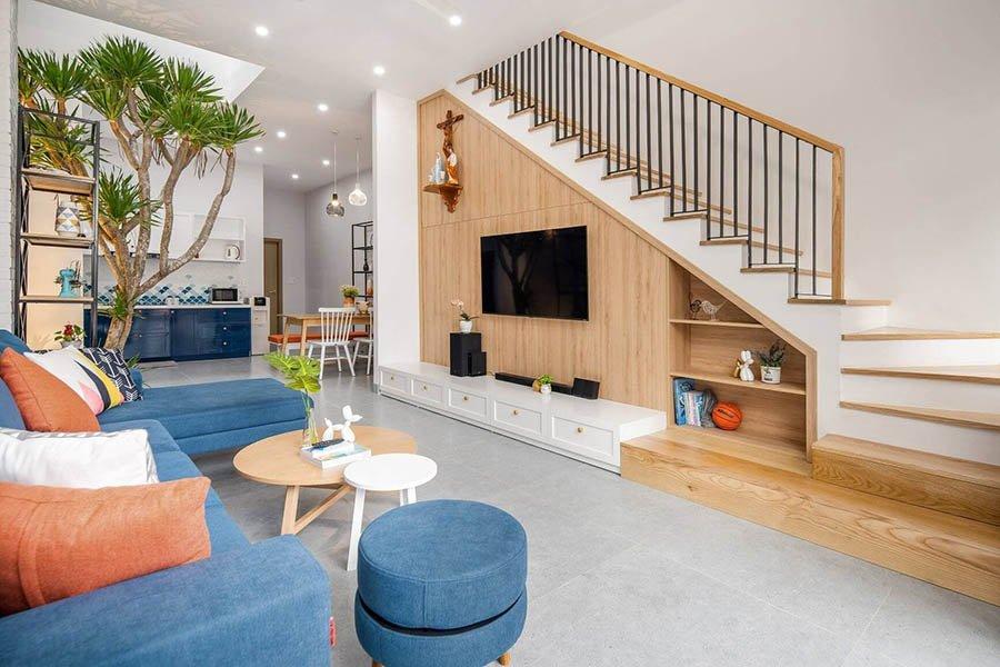 thiết kế nhà 2 tầng hiện đại giá rẻ