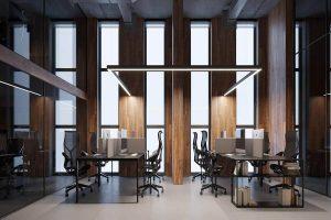 thiết-kế-nội-thất-văn-phòng-tông-màu-tối