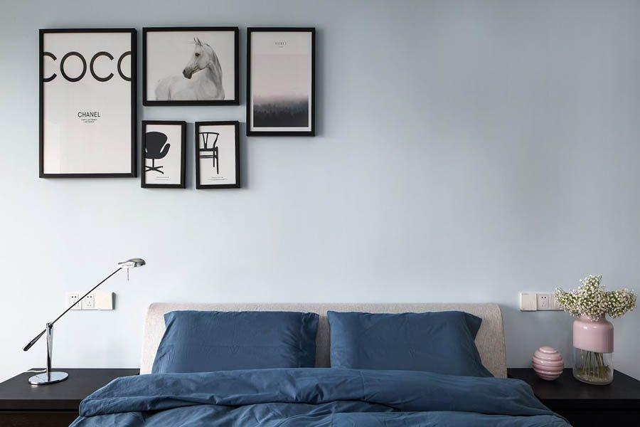 thiết kế nội thất chung cư dimond riverside