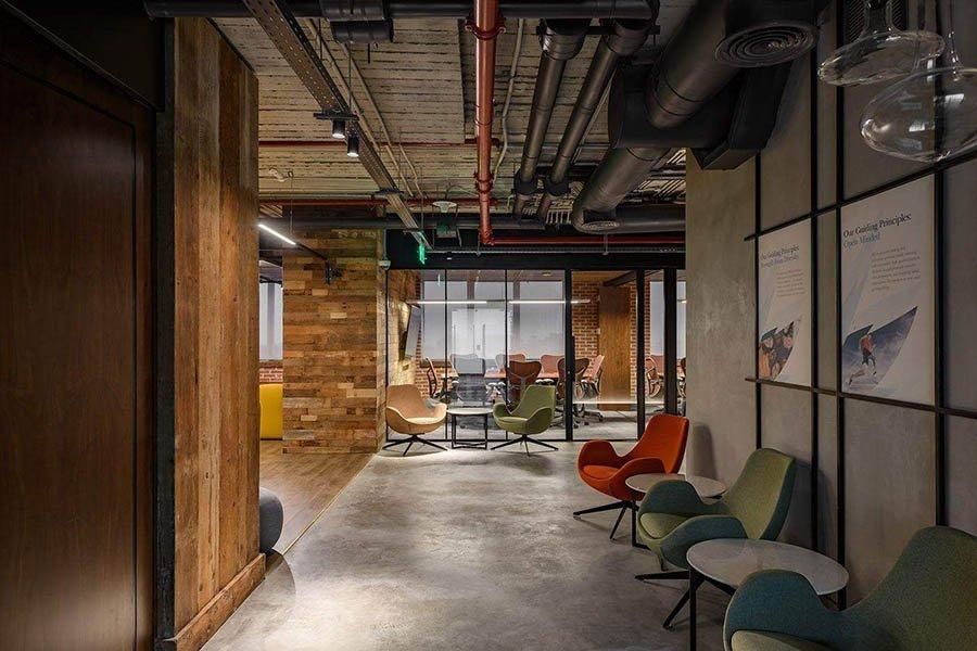 thiết-kế-nội-thất-văn-phòng-cổ-điển