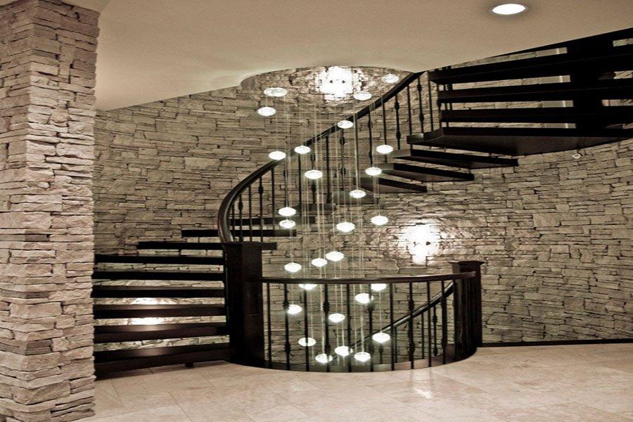 các mẫu cầu thang đẹp nhà ống giá rẻ