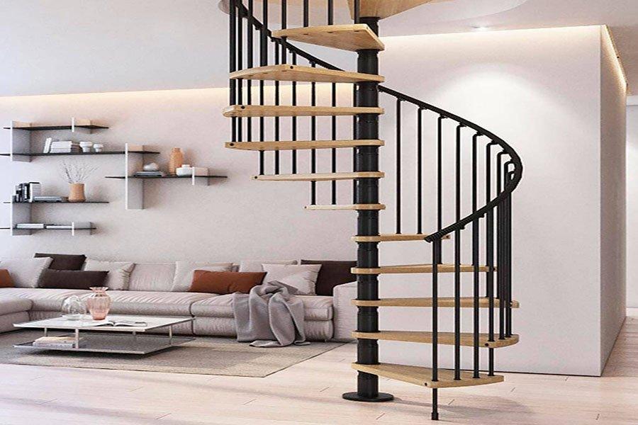 các mẫu cầu thang đẹp nhà ống