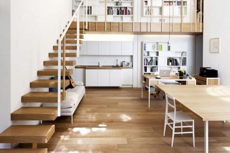 thiết kế nội thất nhà cấp 4 giá rẻ