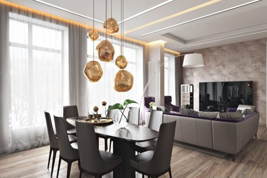 thiết kế nội thất chung cư giá rẻ