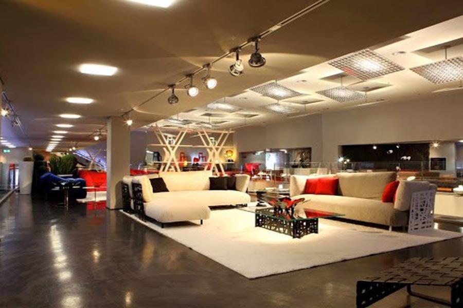 thiết kế showroom nội thất tại tphcm