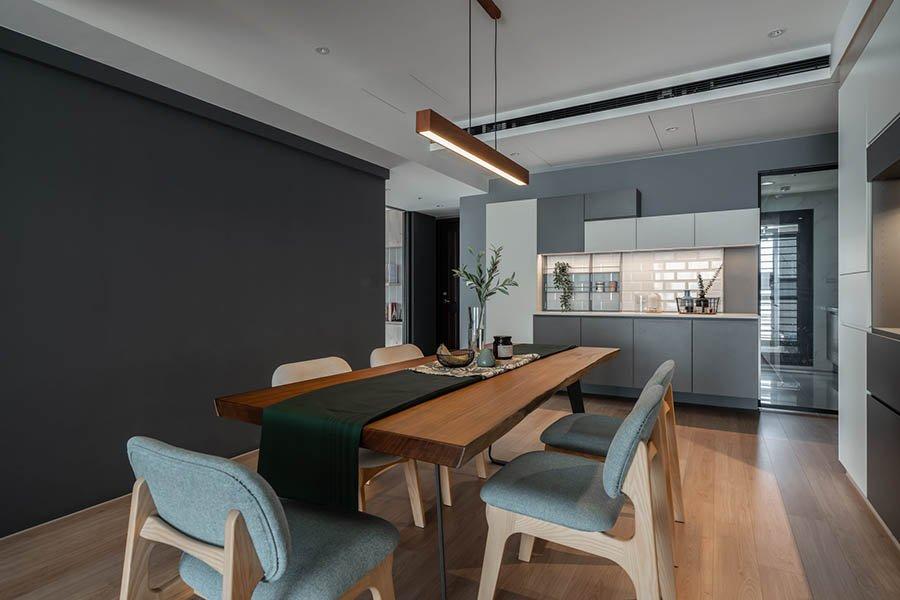 thiết kế nội thất căn hộ opal riverside 75m2