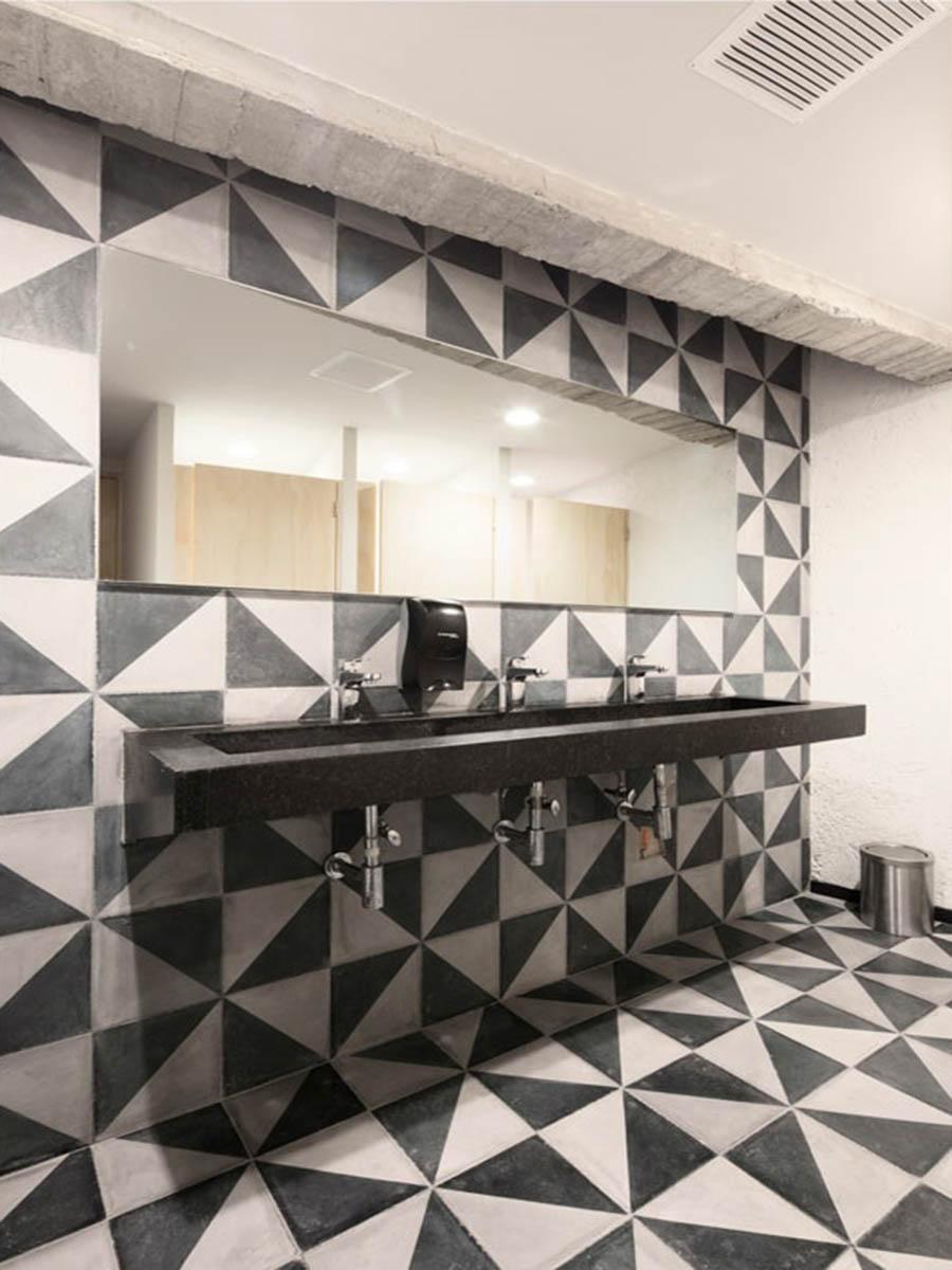 nhà vệ sinh văn phòng