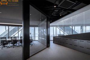 thi công nội thất văn phòng Q7 hiện đại