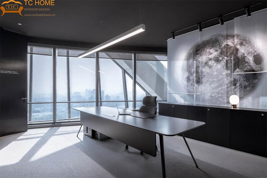 văn phòng hiện đại