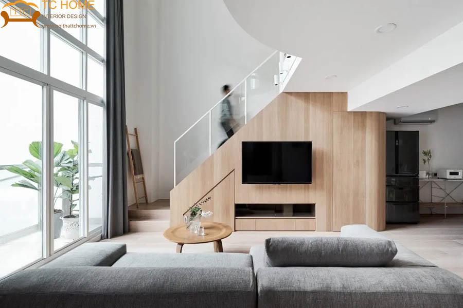 thiết kế biệt thự song lập phong cách nhật bản