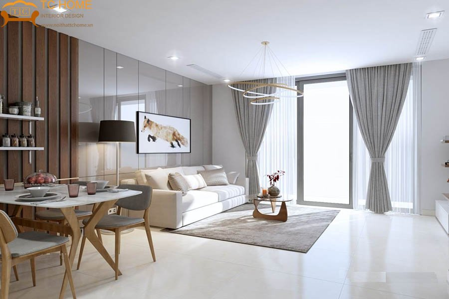 thiết-kế-nội-thất-chung-cư-phong-cách-tối-giản