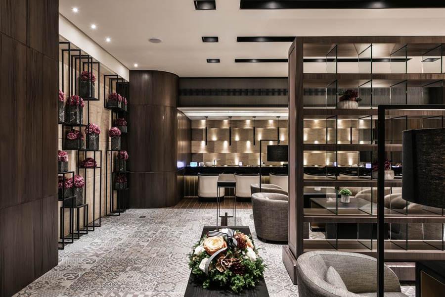 thiết kế spa hiện đại và sang trọng