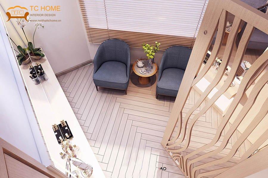 thiết-kế-spa-mini-tại-nhà-100m2