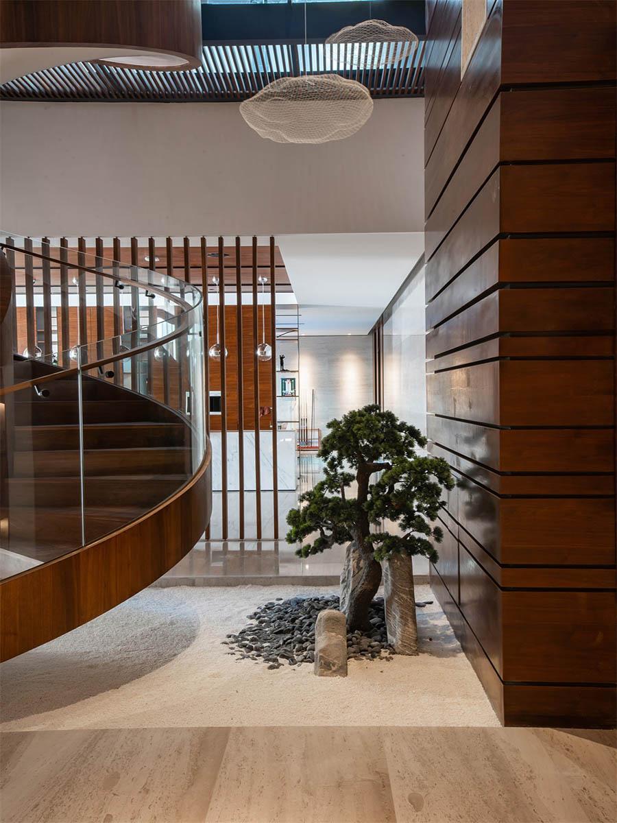 thiết kế spa phong cách china