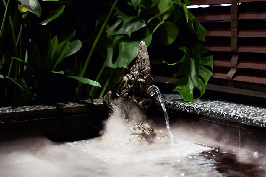 vòi phun nước