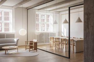 công ty thiết kế nội thất văn phòng tại hcm
