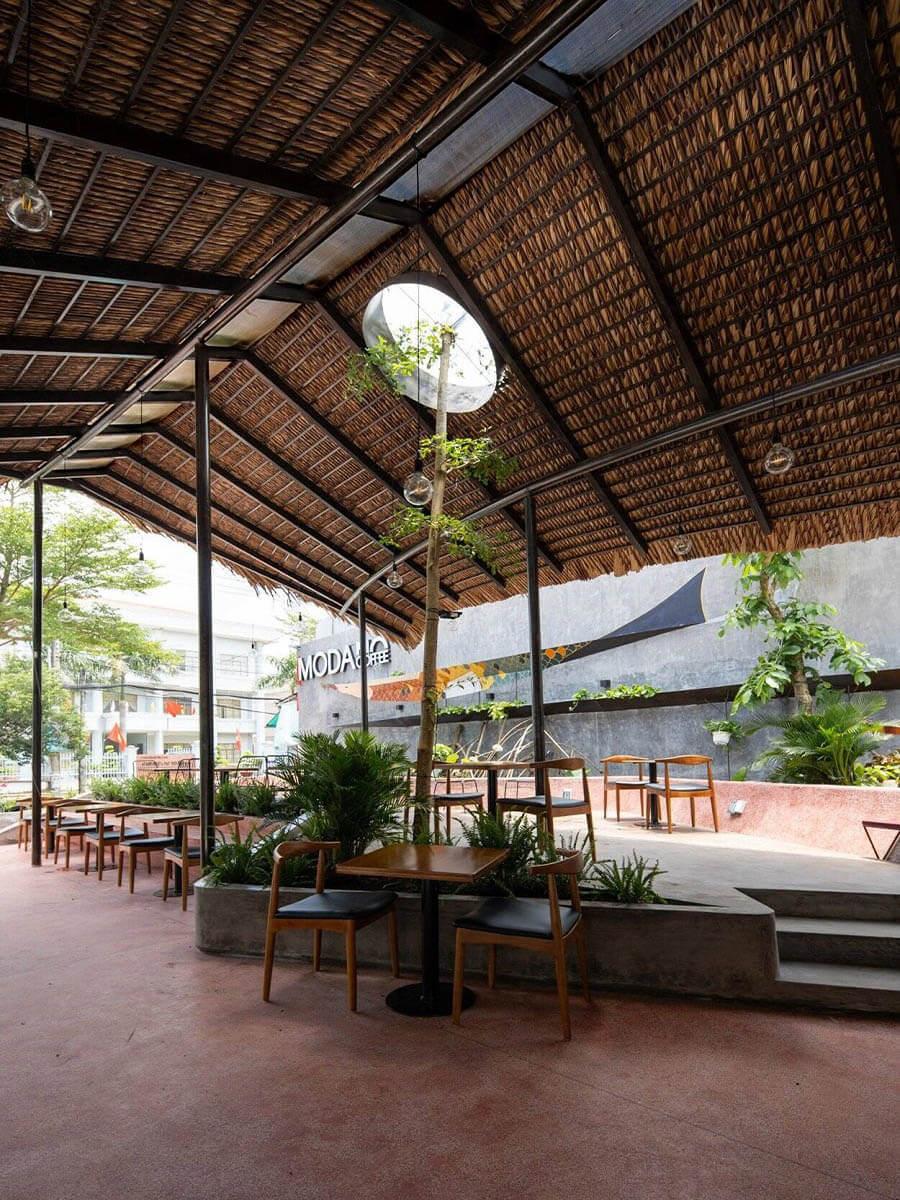 thiết-kế-quán-cafe-phong-cách-miền-tây