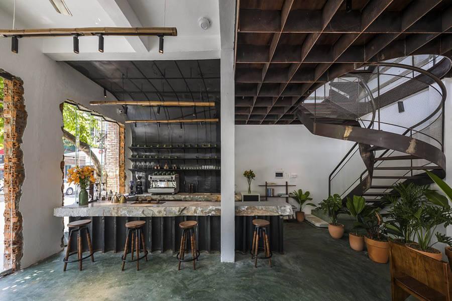thiết-kế-quán-cafe-phong-cách-xưa
